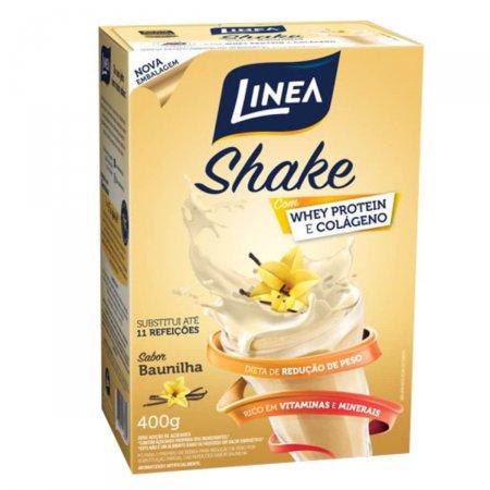 Shake Linea Premium Sabor Baunilha