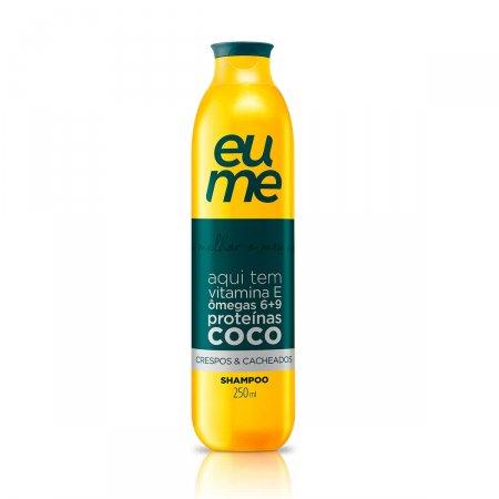 Shampoo EuMe Crespos & Cacheados
