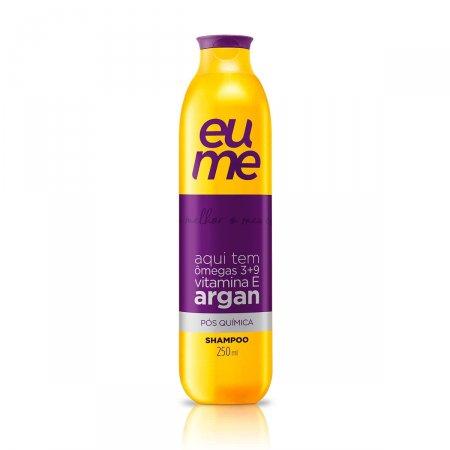 Shampoo EuMe Pós Química