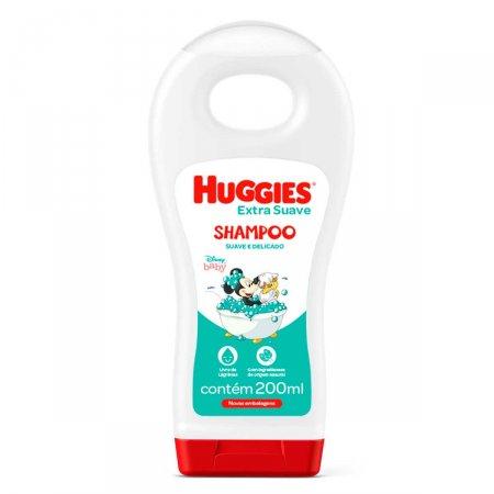Shampoo Infantil Huggies Extra Suave 200ml |