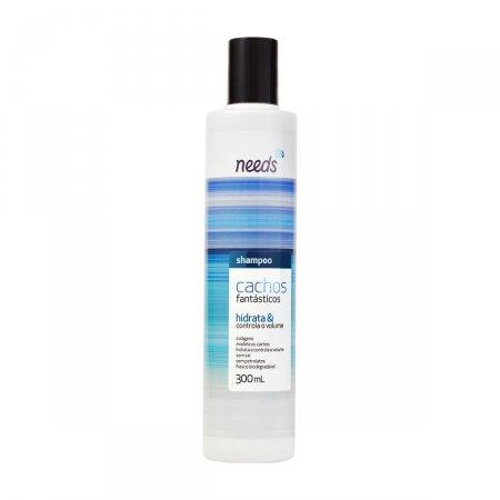 Shampoo Needs Cachos Fantásticos 300ml |