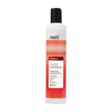 Shampoo Needs Lisos Maravilhosos 300ml |