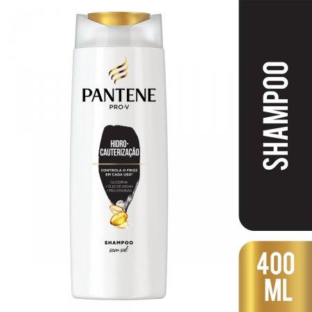 Shampoo Pantene Hidro-Cauterização com 400ml   Foto 2