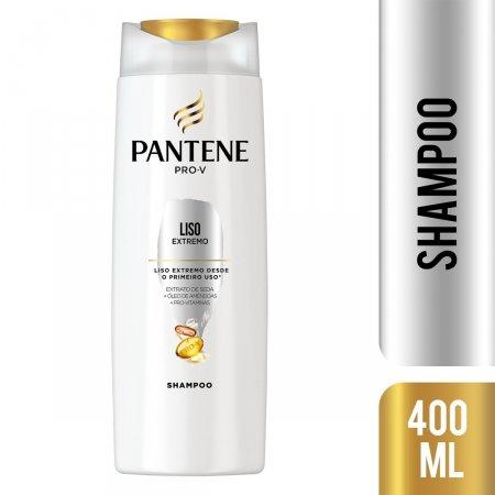 Shampoo Pantene Liso Extremo com 400ml | Foto 2