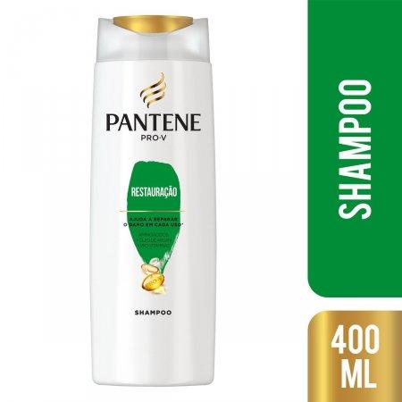 Shampoo Pantene Restauração com 400ml | Foto 2