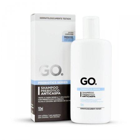 Shampoo Prebiótico GO. Anticaspa 150ml |