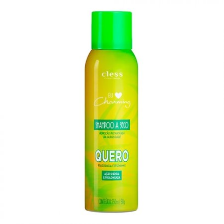 Shampoo a Seco Charming Quero