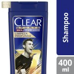 Shampoo Anticaspa Clear Sports Shampoo Anticaspa Clear Sports Men Limpeza Profunda