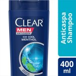 Shampoo Anticaspa Clear Men Ic Shampoo Anticaspa Clear Men Ice Cool Menthol