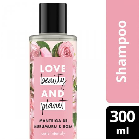 Shampoo Love Beauty And Planet Curls Intensify