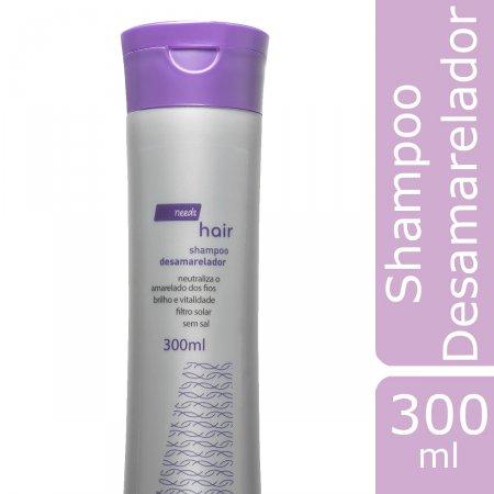 Shampoo Desamarelador Needs