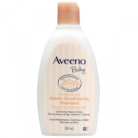Shampoo Condicionante Suave Aveeno Baby