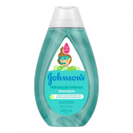 Shampoo Johnson's Hidratação Intensa