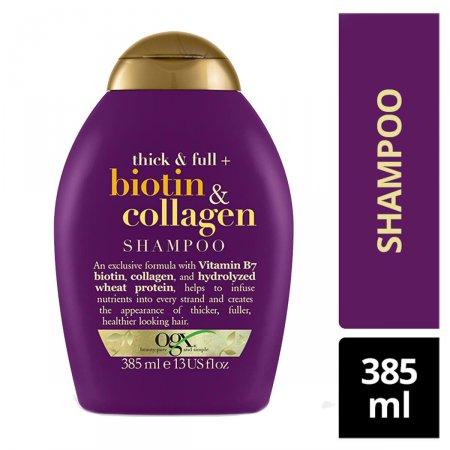 Shampoo OGX Biotin & Collagen