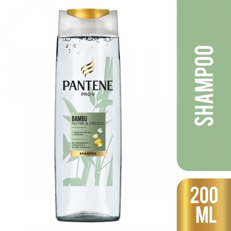 Shampoo Pantene Pro-V Bambu com 200ml