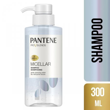 Shampoo Pantene Pro-V Blends Micellar com 300ml