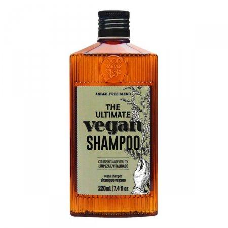 Shampoo QOD Ultimate Vegan