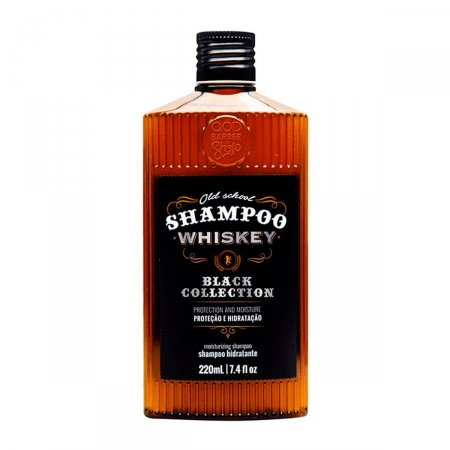 Shampoo QBS Whiskey Black Collection