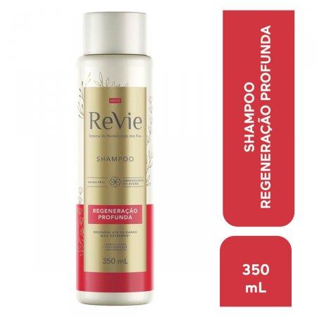 Shampoo Revie Regeneração Profunda