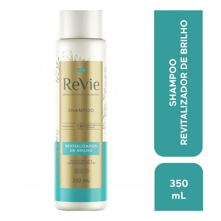 Shampoo Revie Revitalizador de Brilho