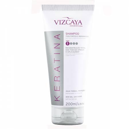 Shampoo Vizcaya Keratina