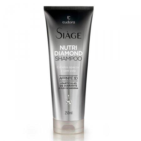 Shampoo Sìage Nutri Diamond
