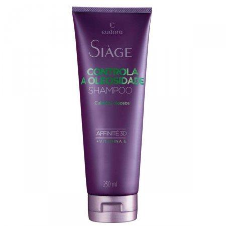 Shampoo Siàge Controla a Oleosidade