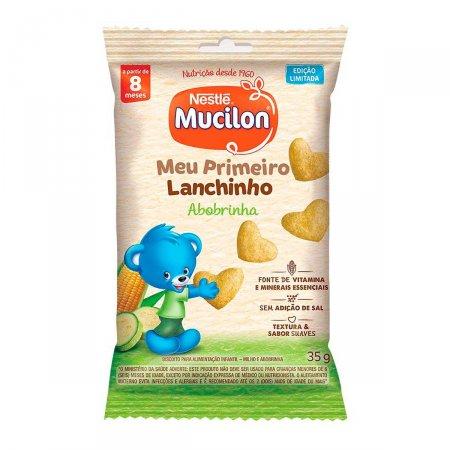 Snack Nestlé  Mucilon Abobrinha com 35g