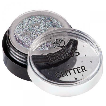 Sombra Glitter Dailus Color Nº 20 Argentum