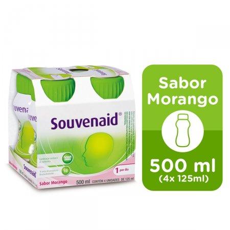 Souvenaid Sabor Morango