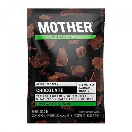 Suplemento Proteíco Sport Protein Mother Sachê Chocolate