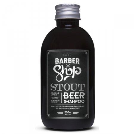 Shampoo Capilar QOD Barber Shop Stout Beer