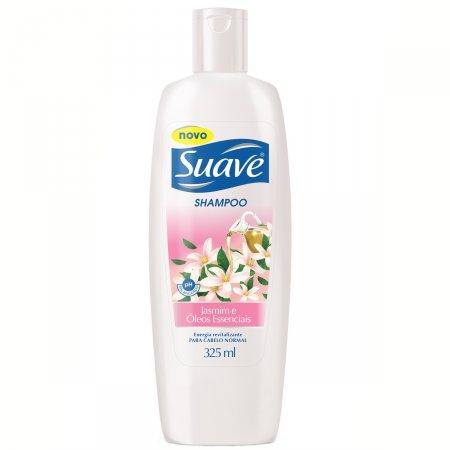 Shampoo Suave Jasmim e Óleo Essenciais