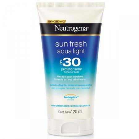 Protetor Solar Neutrogena Sunfresh Aqua Light FPS30