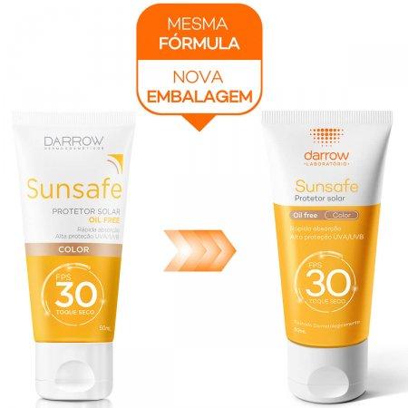 Protetor Solar Sunsafe Color FPS30