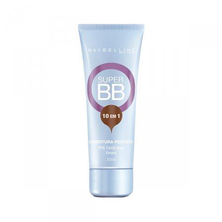 Super BB Cream Maybelline FPS15 Cor Escura