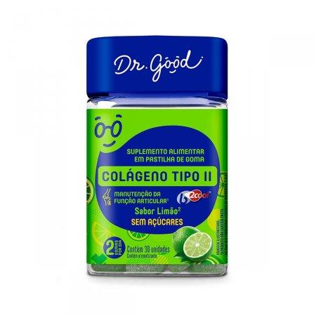 Suplemento Alimentar Dr. Good Colágeno II com 30 Unidades | Foto 1