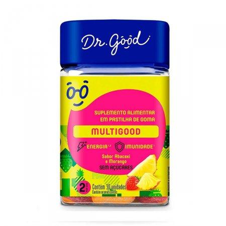 Suplemento Alimentar Dr. Good Multigood