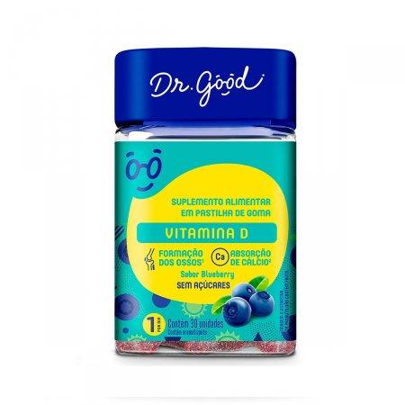 Suplemento Alimentar Dr. Good Vitamina D