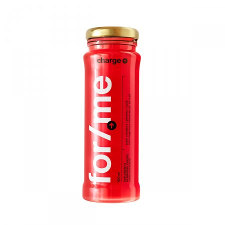 Suplemento Alimentar For/Me Charge Sabor Cranberry, Pimenta e Romã 100ml |