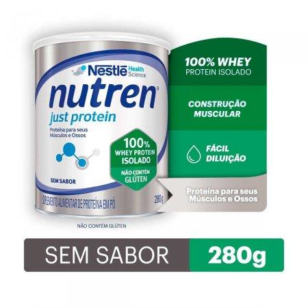 Suplemento Alimentar Nutren Just Protein 280g | Foto 2