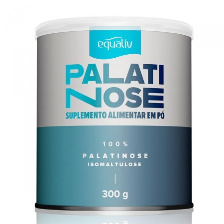 Suplemento Alimentar Palatinose Equaliv com 300g
