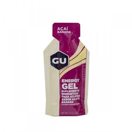 Suplemento Energético Gu Energy Gel Açaí e Banana com 32g