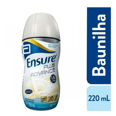 Suplemento Nutricional Ensure Plus Advance Baunilha 200ml Foto 2