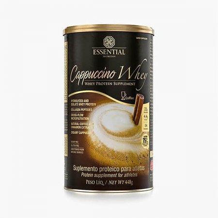 Suplemento Proteico Essential Cappuccino Whey