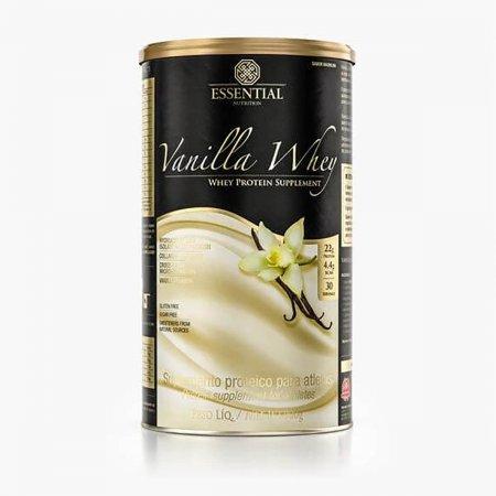 Suplemento Proteico Essential Vanilla Whey