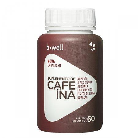 Suplemento de Cafeína B-Well