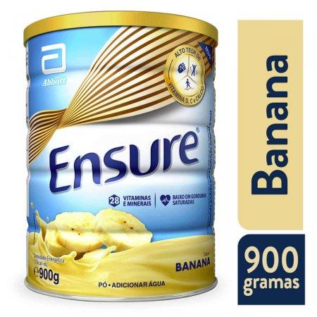 Suplemento Nutricional Ensure Sabor Banana