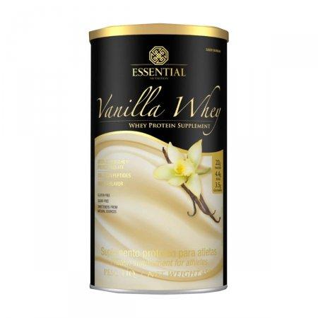Suplemento Proteico Essential Nutrition Vanilla Whey