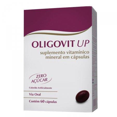 Suplemento Vitamínico Oligovit Up